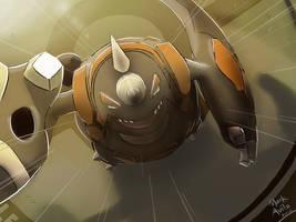 Pokemon:Rhyperior by mark331