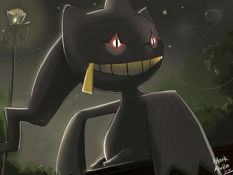 Pokemon: Banette by mark331 on DeviantArt  Pokemon: Banett...