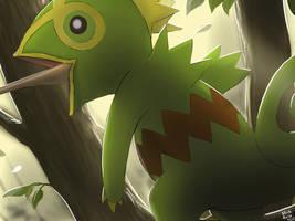 Pokemon: Kecleon by mark331