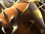 Pokemon: Ariados