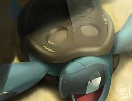 Pokemon: Purotooga 'japanese' by mark331