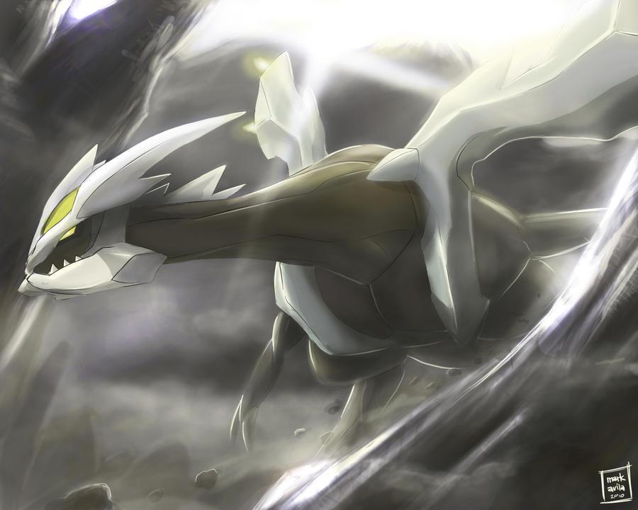 Sub-Zero Pokemon: Kyurem by mark331