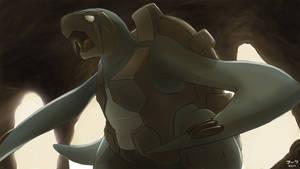 Pokemon: Carracosta