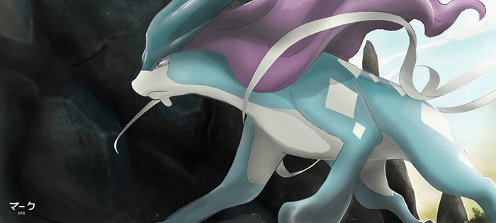 Pokemon: Suicune