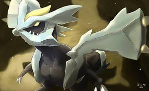Pokemon: Kyurem by mark331