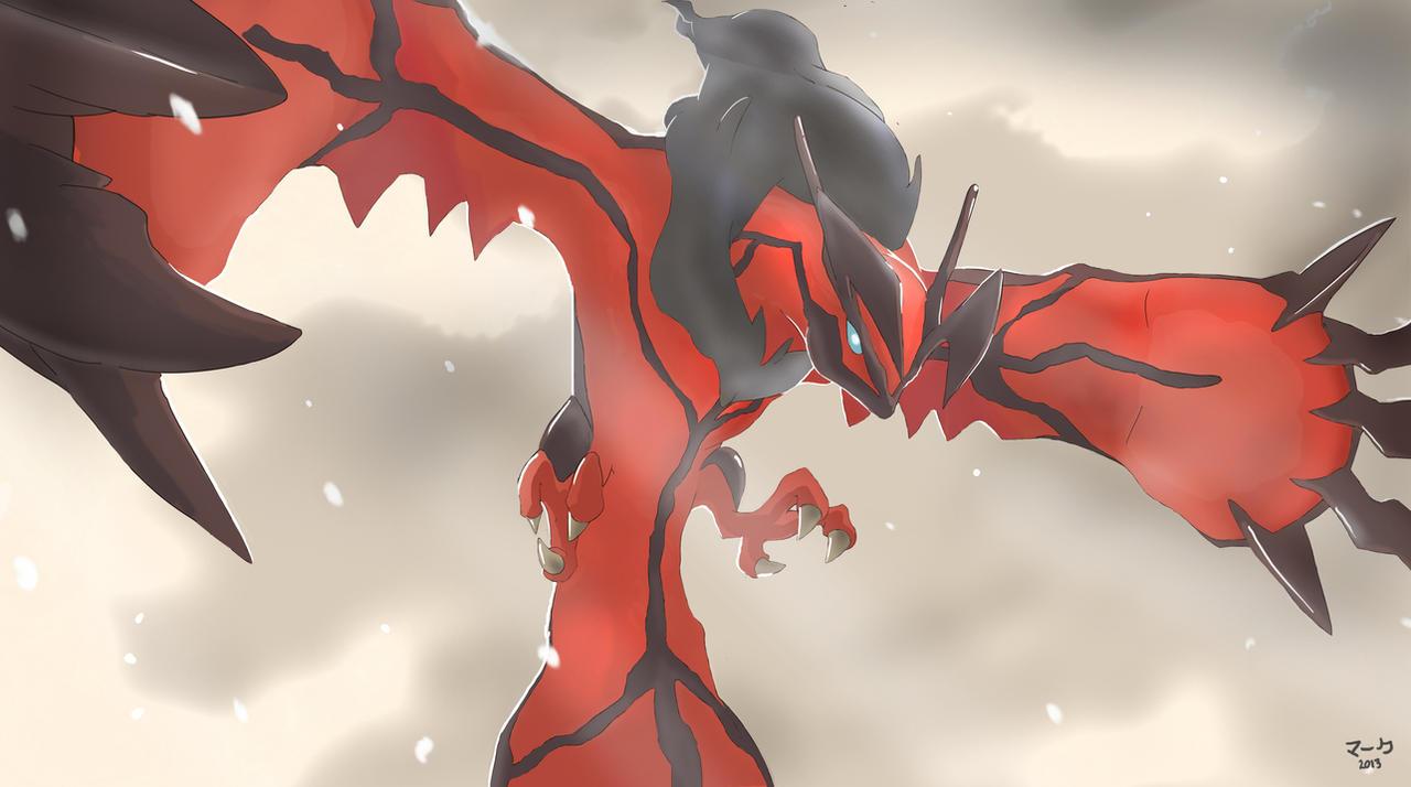Pokemon: Yvetal by mark331