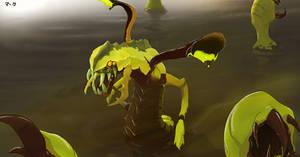Dota2: Venomancer