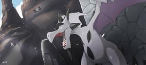 Pokemon: Mega Aerodactyl by mark331