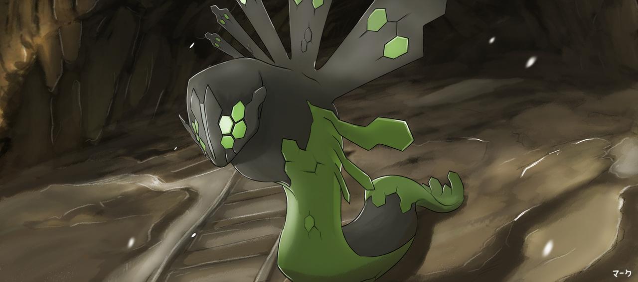Pokemon: Zygarde by mark331
