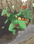 Pokemon: Mega Sceptile