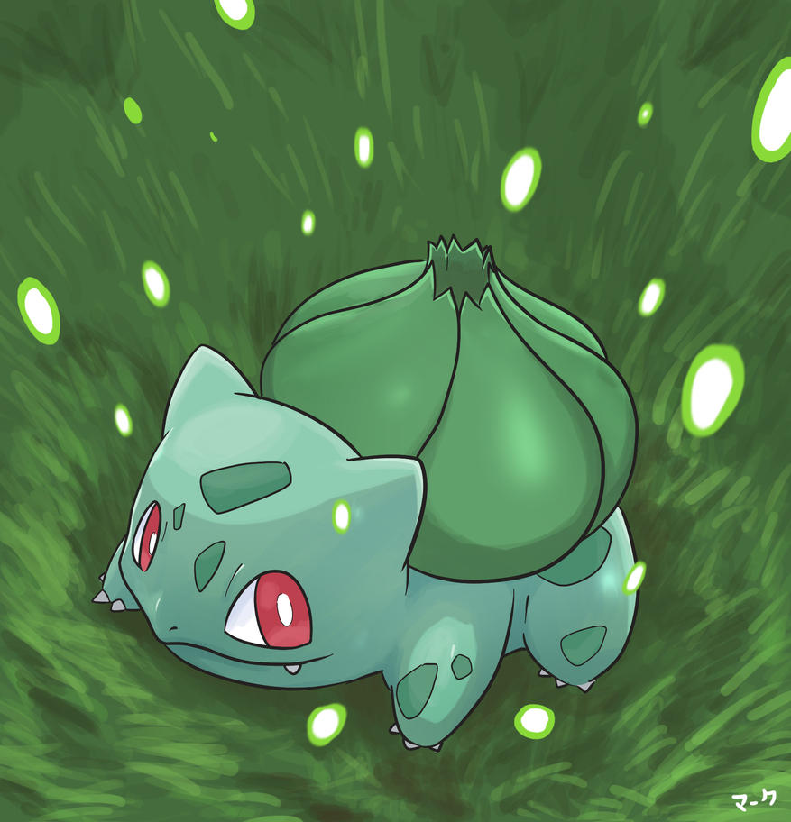 Pokemon Bulbasaur 515047719
