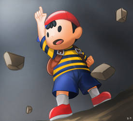 COMMISSION: Ness