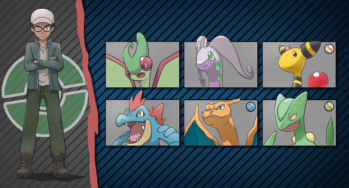 COMMISSION: Trainer Card by mark331