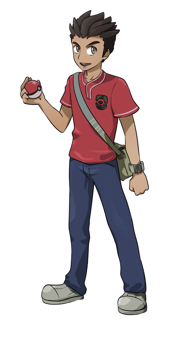 Pokemon Trainer by mark331