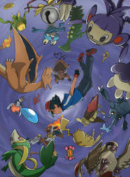 Pokemon: Reset Bloodlines by mark331