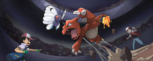 Pokemon Reset Bloodlines: The First Battle