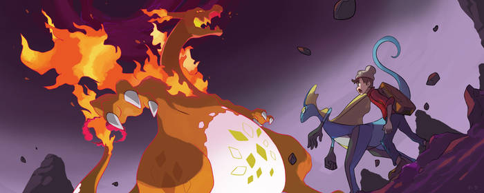 GIGANTAMAX CHARIZARD BATTLE