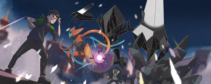 Deoxys VS Necrozma