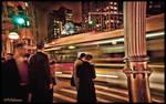 HDR Manhattan Night