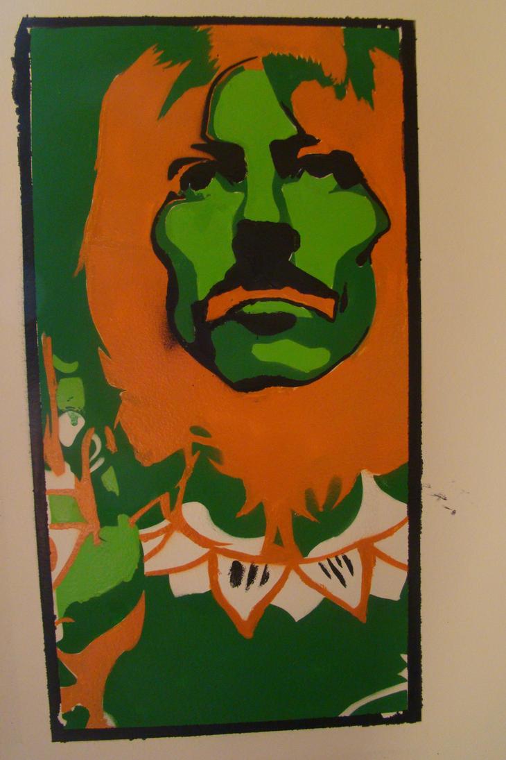 Harrison's stencil by chilorastaroots