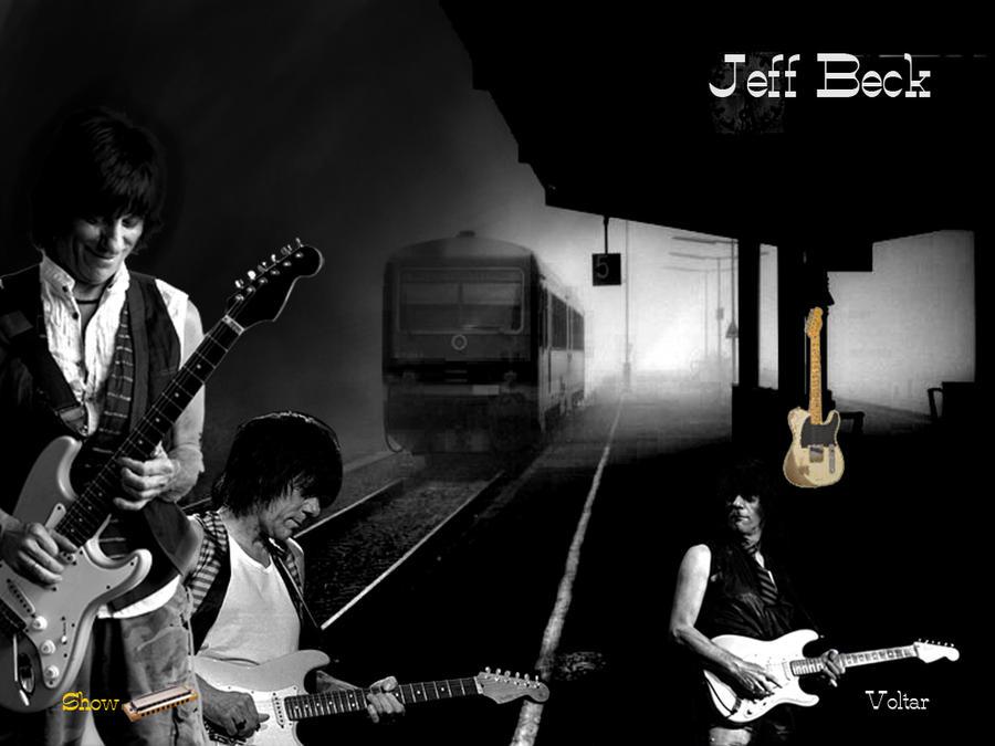 Jeff Beck B by chilorastaroots