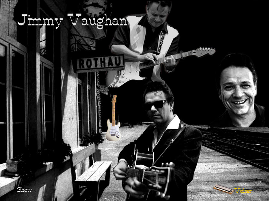 Jimmie Voughan by chilorastaroots