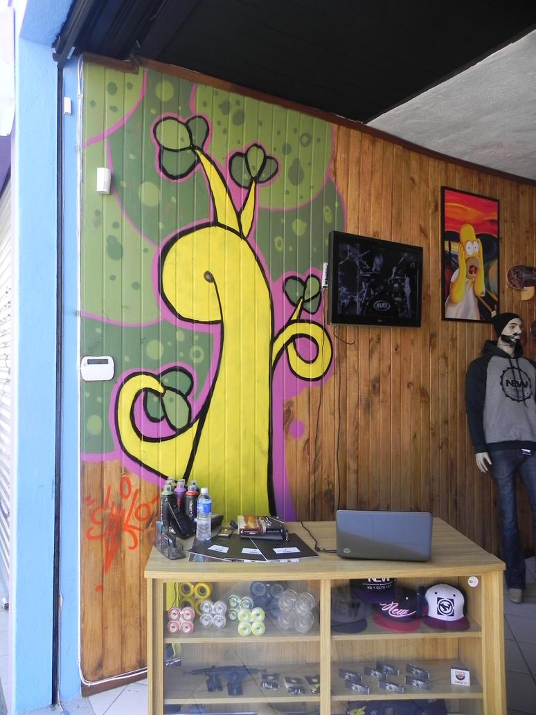 Free Idea Skate Shop by chilorastaroots