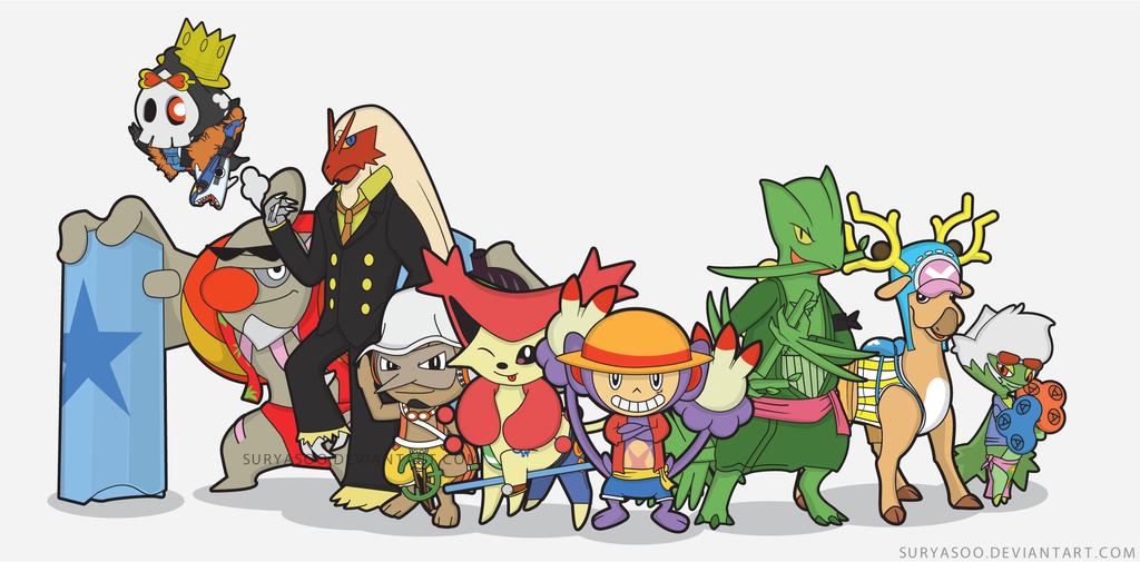 one_piece_x_pokemon___new_world_by_surya