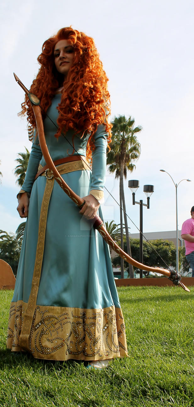 Merida by AsharaPhotography