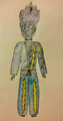 Sparkenstein: Warrior of Lightning by Aerostar181