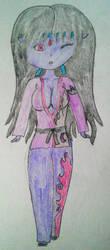Queen Elmira: Heavenly Warrior by Aerostar181