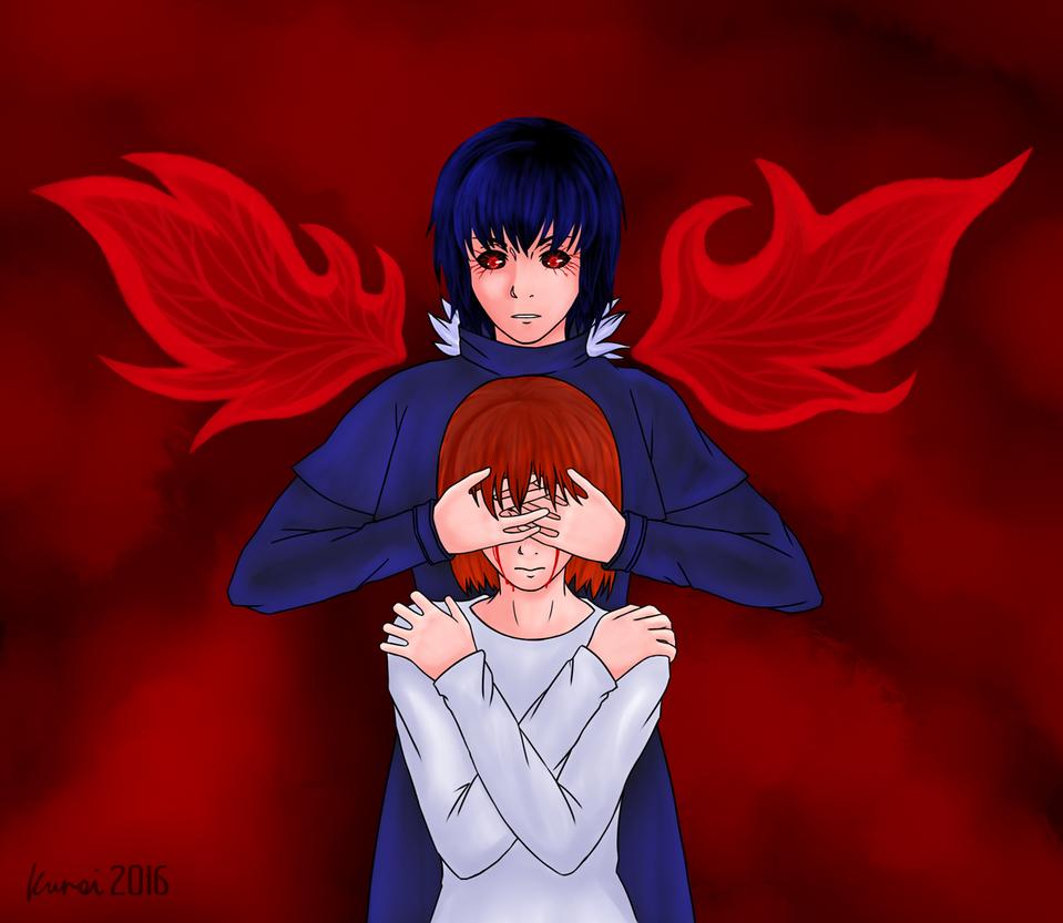 TG: Angel by kuroikoumori