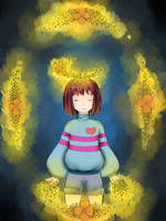 Frisk by DreamyRabbitVi