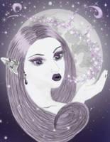 Breath of Stars by silverperfume