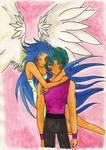A Guardian Angel Of Mine by Marynchan