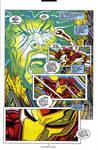 iron man vs mandarin marvel 90s comics
