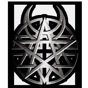 Disturbed logo by XSK8ER-GIRLX on DeviantArt