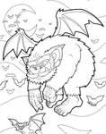 Batsquatch by iamxer0