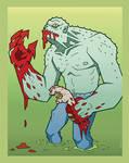Waylon Jones - 'Killer Croc' by iamxer0
