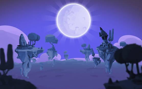 TanooJump - Night mode