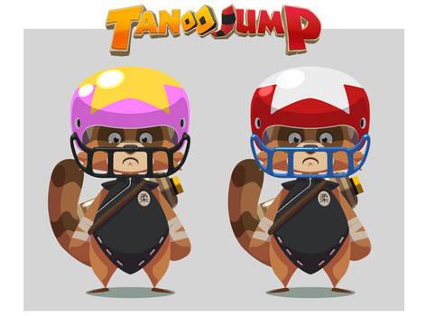 Quarterback skin of Tanoo