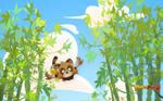 Wallpapers Tanoo Jump Game