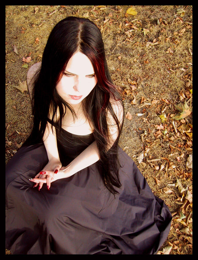 portrait of a fall by sininen