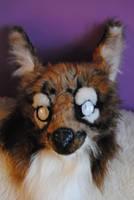 GMORK wolf mask by baarakka