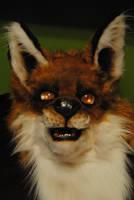fox mask by baarakka