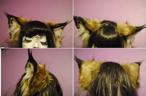 more lynx ears by baarakka