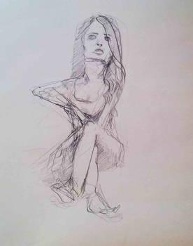 Life  Drawing Azarelly