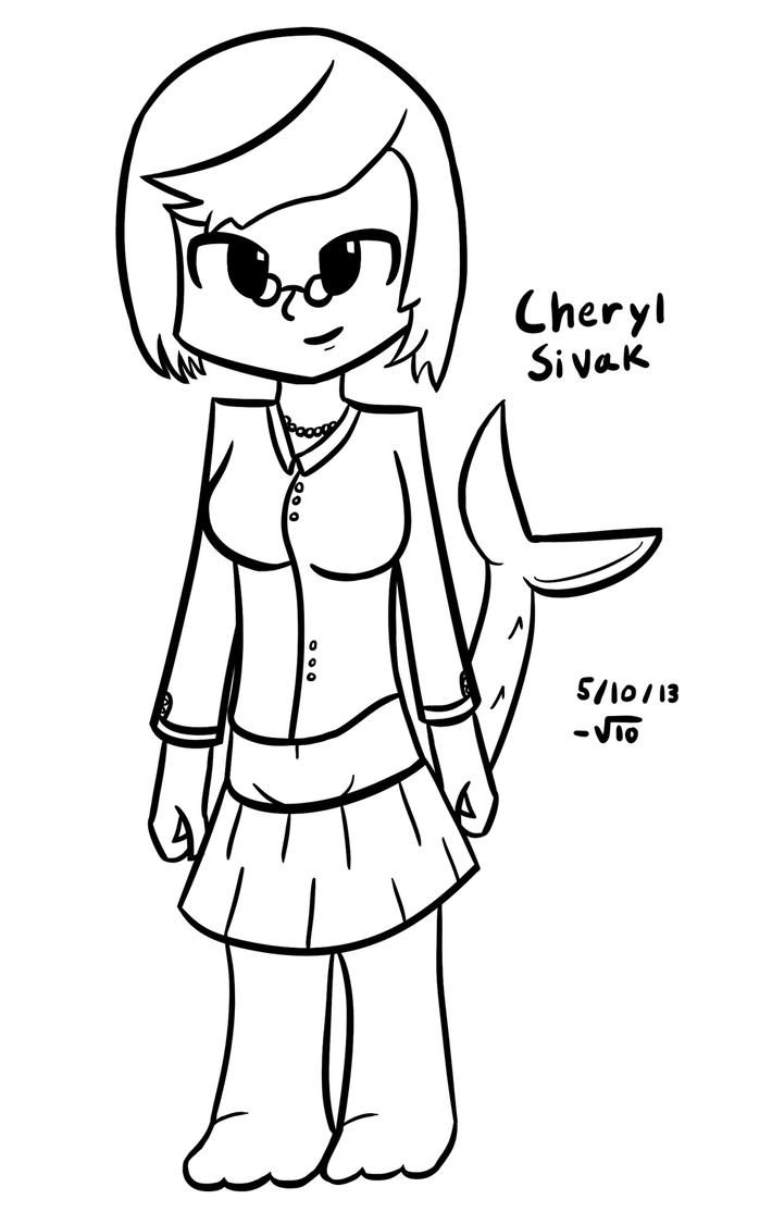 Cheryl Sivak by TheAliami