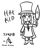 Hat Kid! (A Hat in Time)