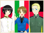 Hetalia Axis Powers